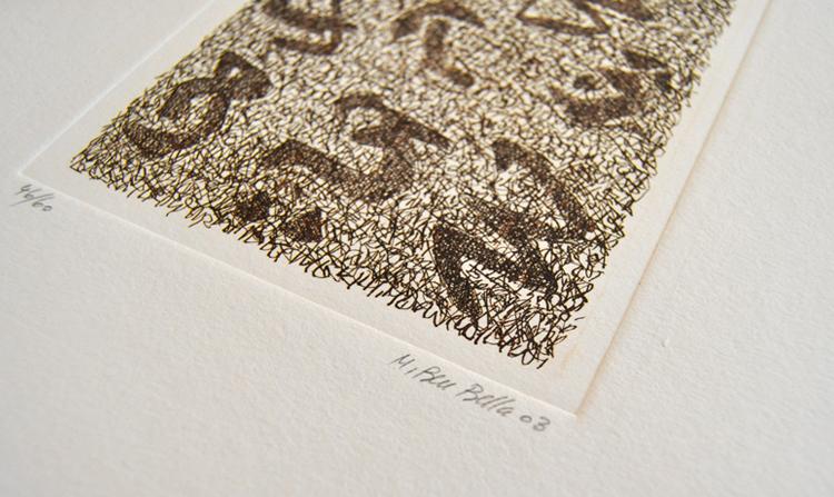 Mahjoub-Ben-Bella-Engravings