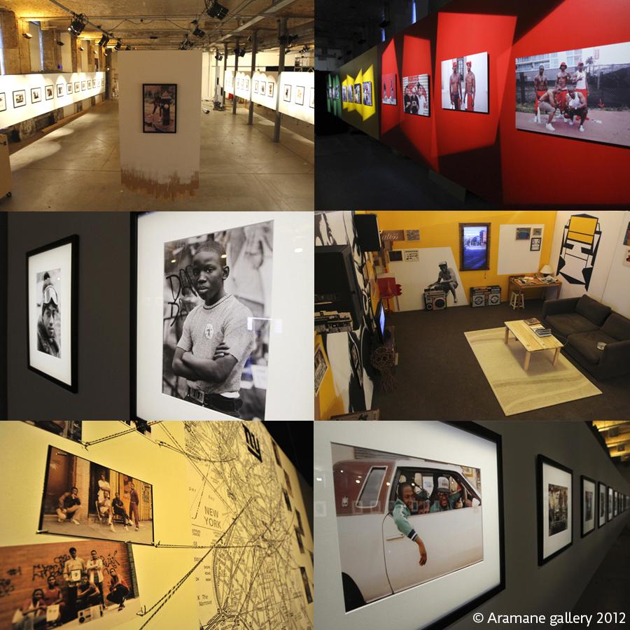Jamel Shabazz ambiance retrospective 2012