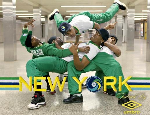 Jamel Shabazz NYCosmosBreakers