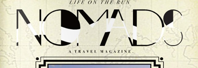 New issue of Lauri Lyons's Nomads magazine