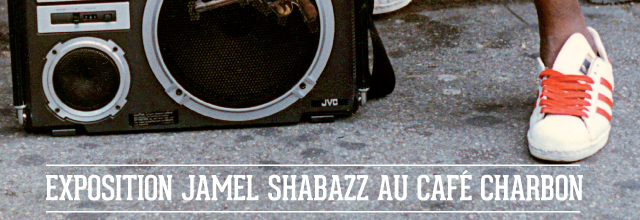 Jamel Shabazz in Paris