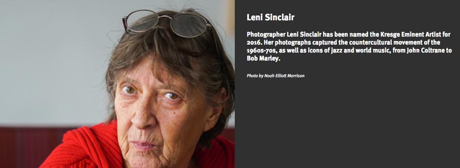Leni Sinclair Kresge Eminent