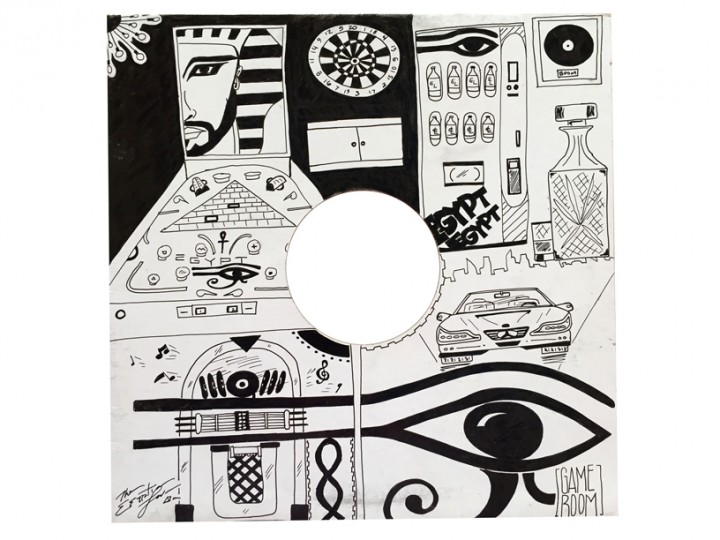 Egyptian Lover Aramane Gallery
