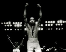 Fela at Orchestra Hall  in Detroit 1986