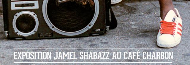 Jamel Shabazz in Paris