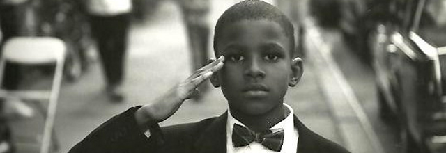 Street Focus 19 : Honor and Dignity with Jamel Shabazz