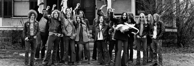 Leni Sinclair & the White Panther Party